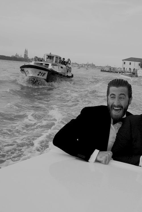 Jake Gyllenhaal on his way to 'Everest' about to open Venice Film Festival
