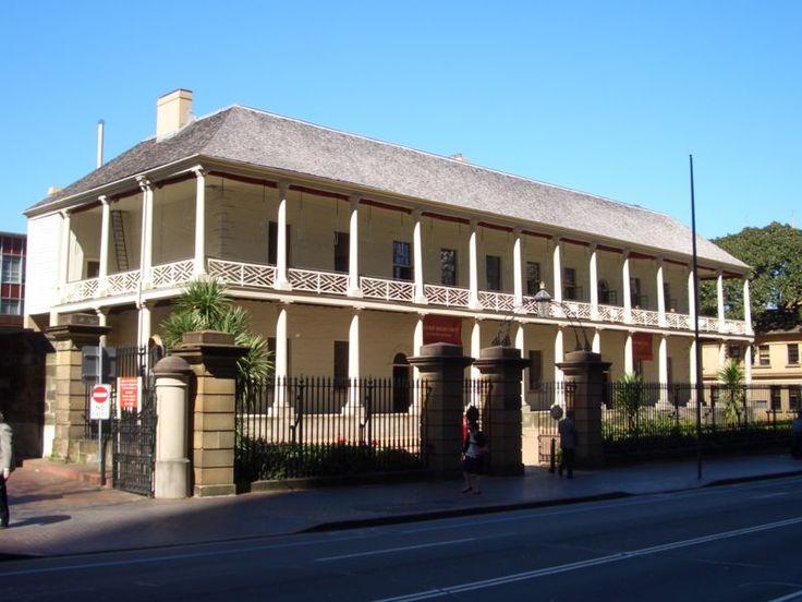 Sydney Architecture Images- Victorian Regency