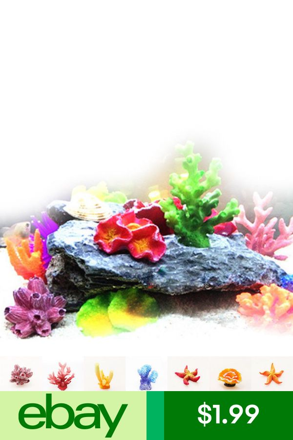 artificial resin coral for aquarium fish tank decoration underwater christmas fish tank decorations - Christmas Fish Tank Decorations