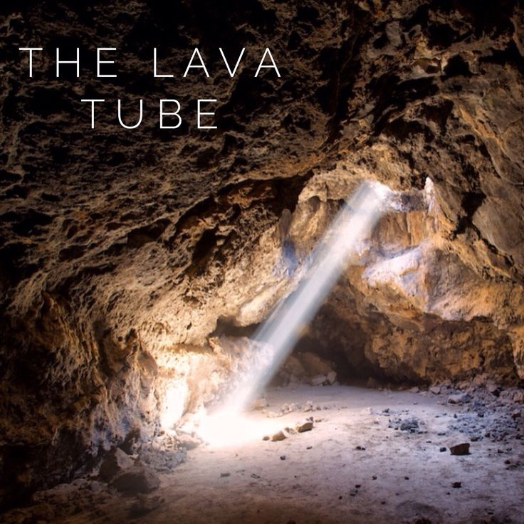 Planning a trip to Mojave National Preserve? Don't forget to check out the Lave Tube while you're there.
