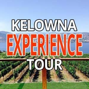 Kelowna experience tour