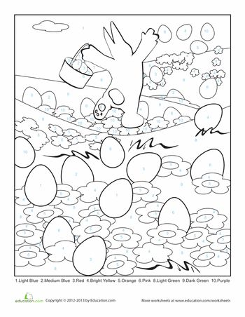 1000+ ideas about Easter Worksheets on Pinterest | Easter ...