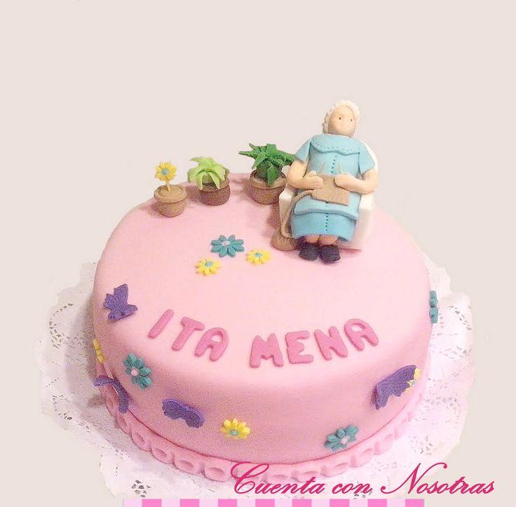 Torta Abuelita Grandma Cake