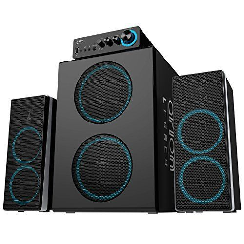 Introducing Arion Legacy Deep Sonar 750 Bone Crushing Bass Gigantic Size 21 PC Speakers with Dual Subwoofers and Control Box Connects TV Headphone Microphone and Charges USB Devices. Great product and follow us for more updates!