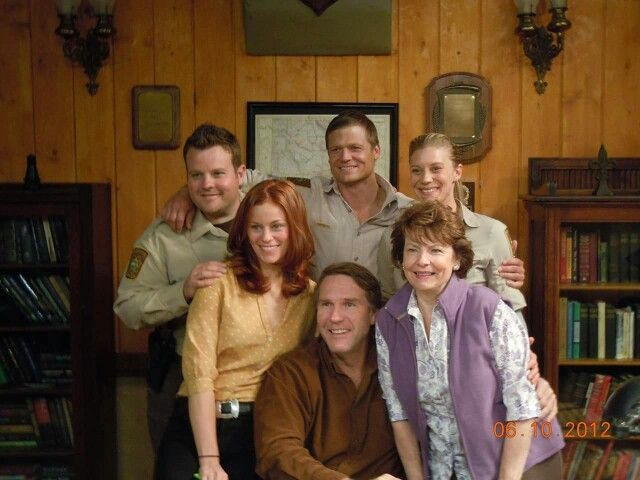 Bailey Chase * Longmire cast * as Branch Connally
