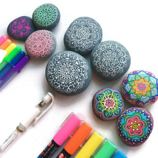 Drawing on Rocks Tips & Tools