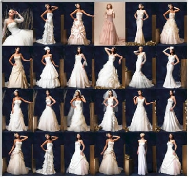 wedding gowns images