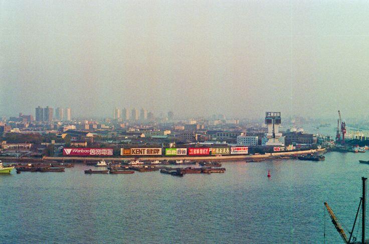 Avant/Après : Les photos de l'irrésistible développement des métropoles mondiales - Shanghai