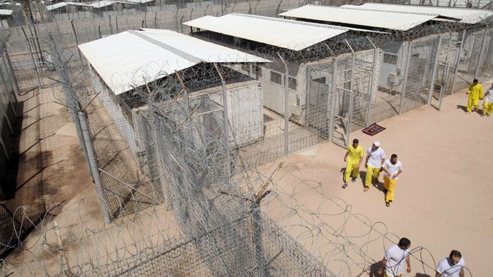 A leading member of the Islamic State has revealed the group could never have been formed without the help of the US. American prison camps in Iraq gave the Islamists the perfect opportunity to meet and plan their eventual rise to power.