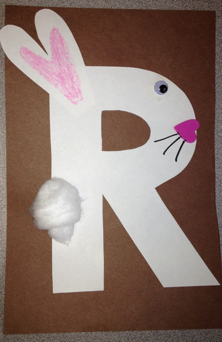 Letter R Crafts for Preschoolers - Preschool CraftsPreschool Crafts | Mobile Version