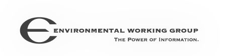 EWG: Environmental Working Group - A public interest group. Issues, consumer goods, foods, things for consideration.