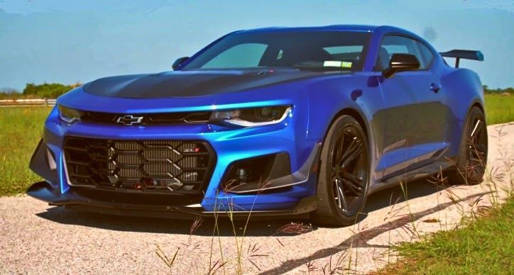 Hennessey S Exorcist 2020 Camaro Zl1 At The Track Hot Cars Hertz Hendrick Motorsports Team Up To Crea Chevy Camaro Zl1 Chevrolet Camaro Zl1 Camaro Zl1 For Sale