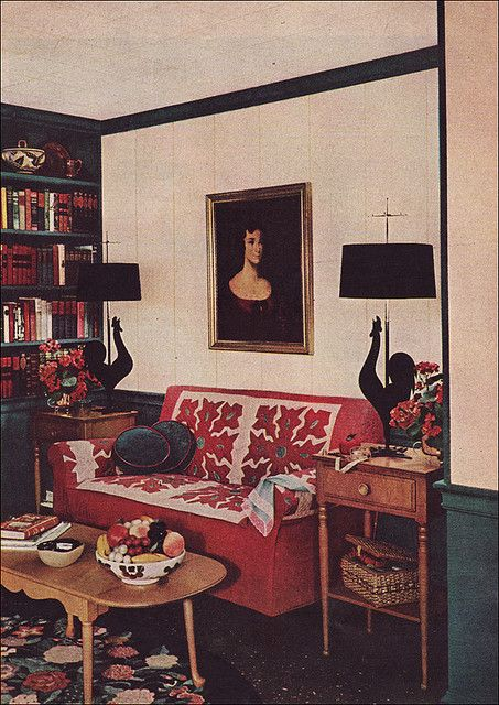 1949 Armstrong Living Room