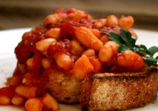 Healthy Homemade Baked Beans