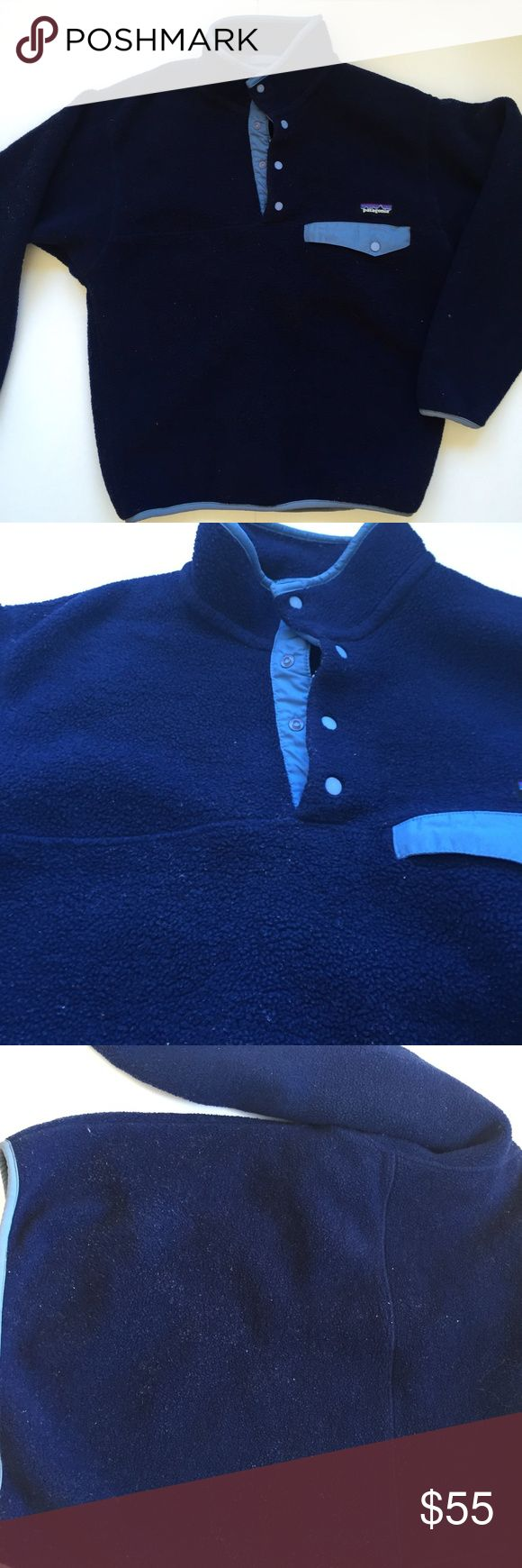 SYNCHILLA MENS PATAGONIA FLEECE! Small! Men's Patagonia SYNCHILLA Fleece! Size Small! Signs of wear but good condition! Patagonia Jackets & Coats