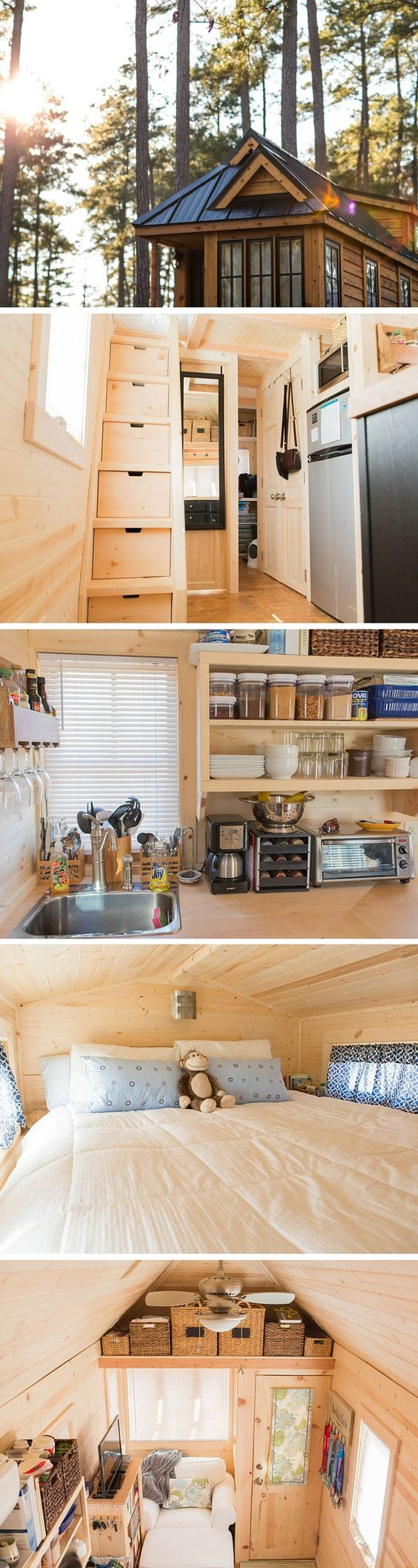 The Cypress Tiny House From Tumbleweed Company Best Of Home Interior In 2017