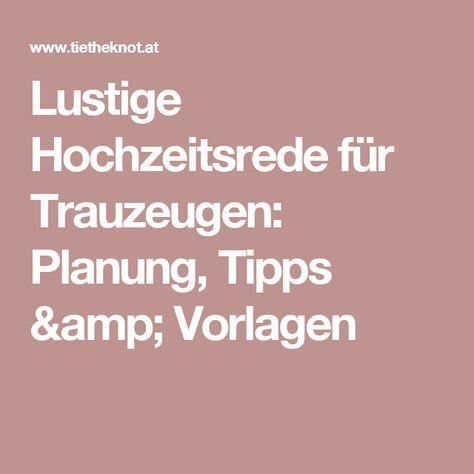 Lustige Hochzeitsrede für Trauzeugen: Planung, Tipps & Vorlagen