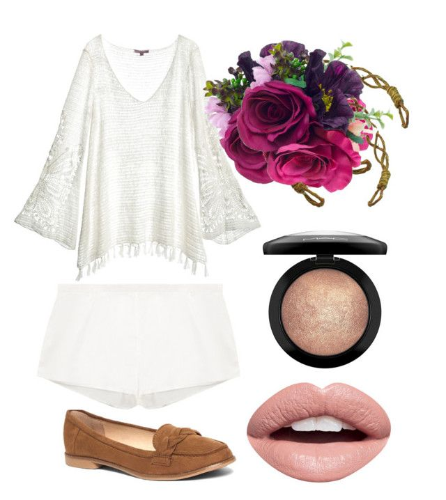 """""""  AK97"""" by ak-97 on Polyvore featuring Calypso St. Barth, Dorothy Perkins, MAC Cosmetics and Nevermind"""