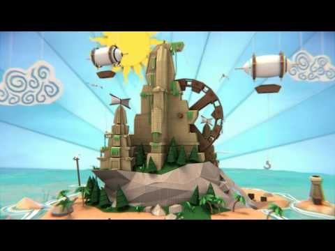 Welcome to Papercraft Island - BlenderNation