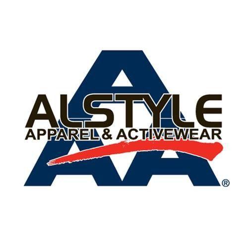 Alstyle Apparel AAA 1301 Short Sleeve T-Shirt Plain Black Basic Tee Pack of 3 #AlstyleApparel #BasicTee