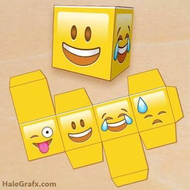 Resultado de imagen para kit imprimible emojis gratis