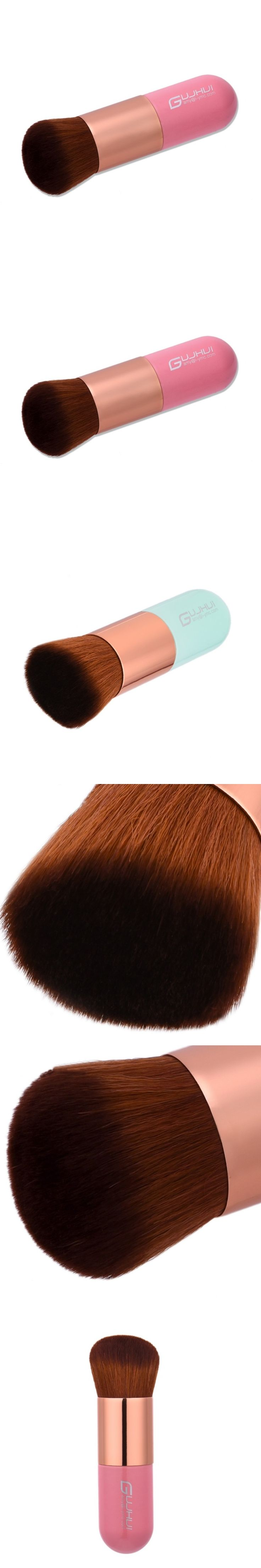 1PCS Large Explosion Brush Foundation Brush Portable BB Cream Makeup Brush