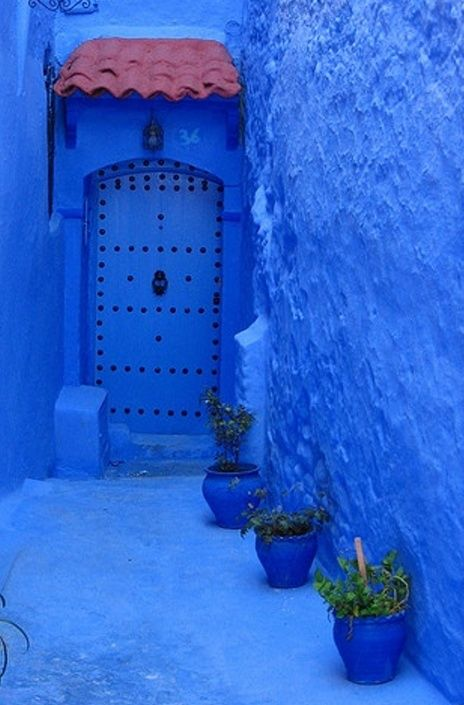Blue #true blue