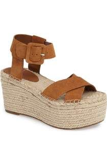 7241c5486626 Marc Fisher LTD Andira Platform Wedge Sandal (Women)