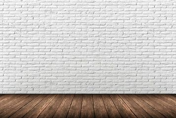 Ilustración: muro mattoni bianchi