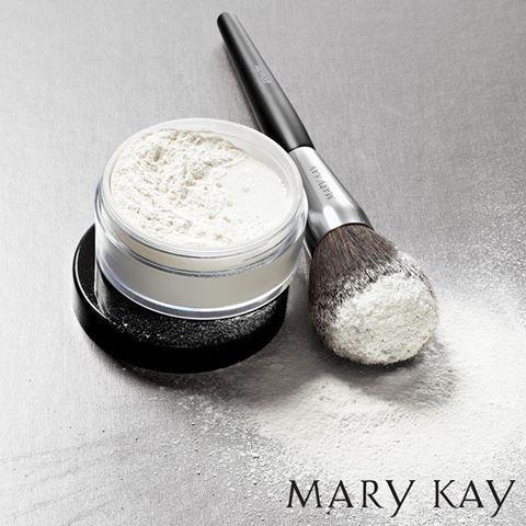 Polvos Translúcidos de MARY KAY.