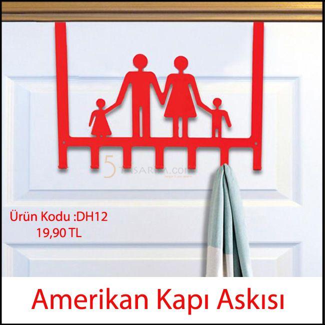 Amerikan Kapı Askısı Modelleri