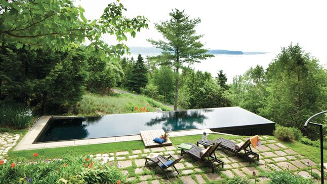 Oltre 25 fantastiche idee su deco piscine su pinterest for Recherche architecte paysagiste