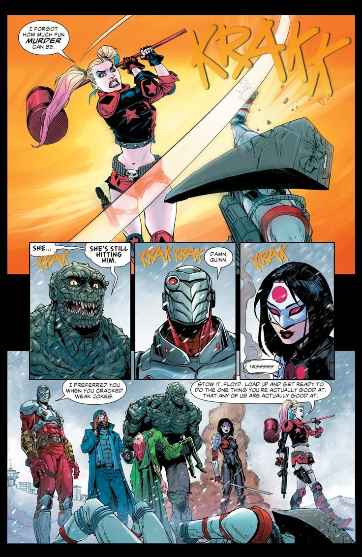 Suicide Squad (2016) Issue #21 - Read Suicide Squad (2016) Issue #21 comic online in high quality