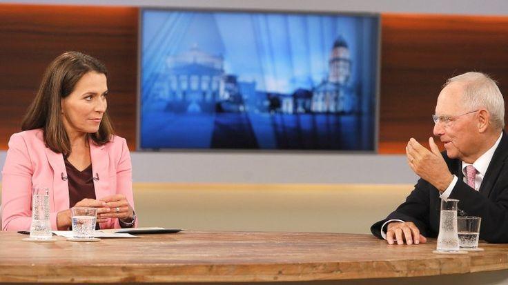 News - Tipp:  http://ift.tt/2hpnXmW  TV-Talk: Anne Will läuft weiter  ARD verlängert Vertrag bis 2020