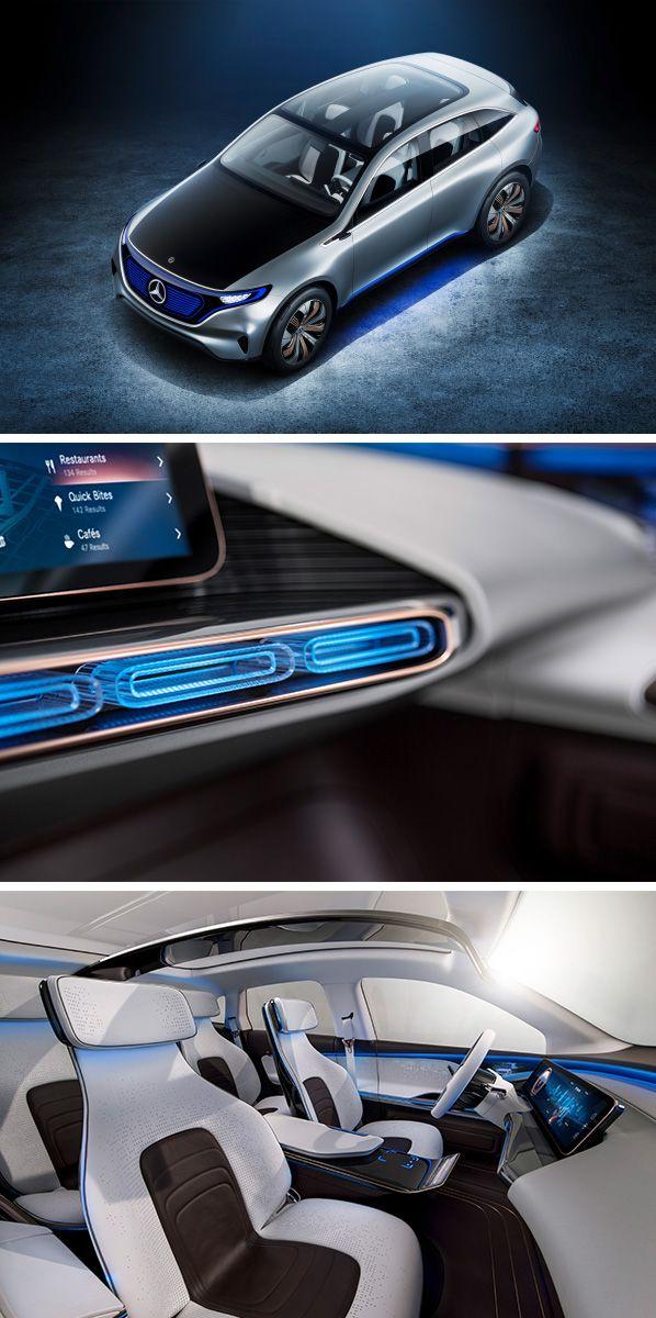 180 best images about mercedes benz concept cars on for Mercedes benz concept electric car