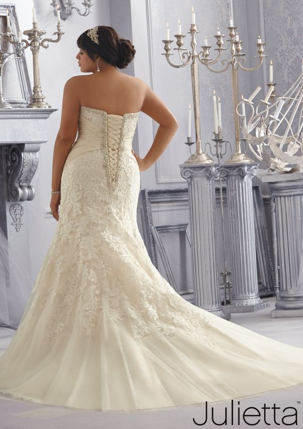 Lovely Wedding Bridal Gowns u Designer Julietta u Wedding Dress Style