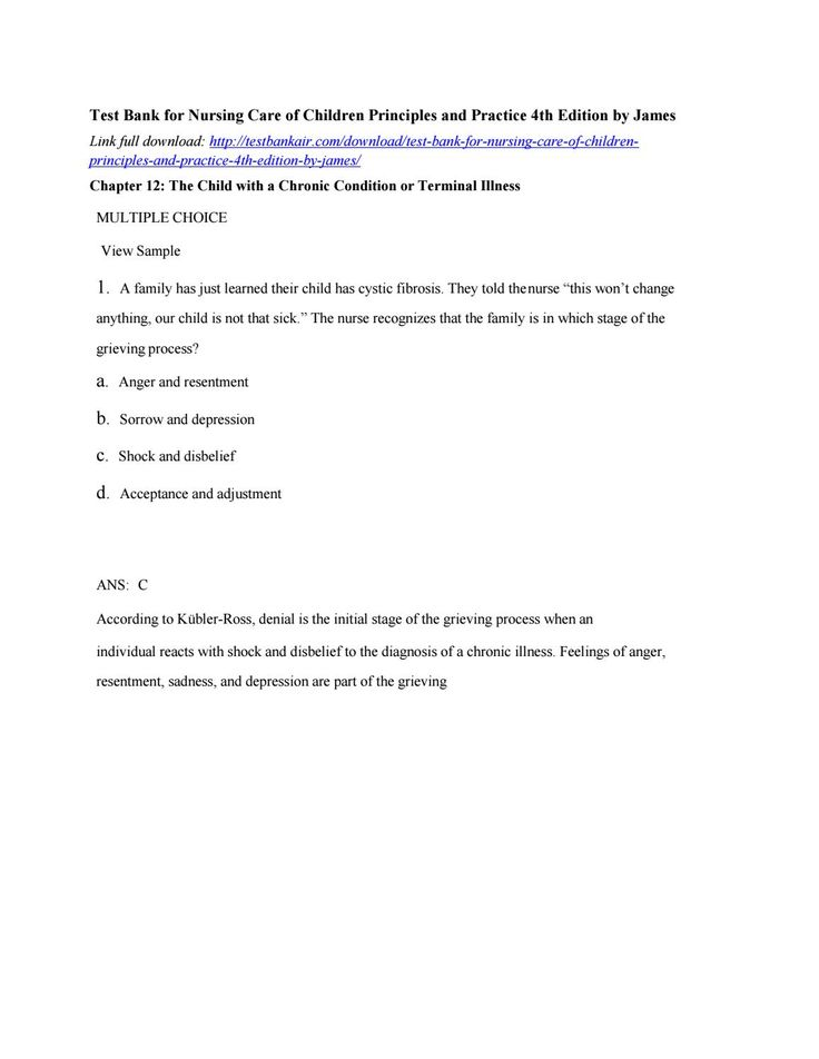 46 best test bank free images on pinterest download test bank for nursing care of children principles and practice 4th edition by james fandeluxe Image collections