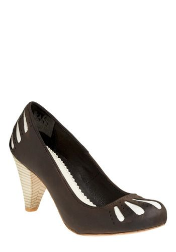 chocolate heel