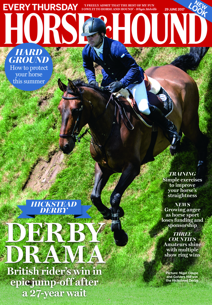 Don't miss the 29 June issue of Horse & Hound, on sale now!