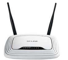 TP-LINK TL-WR841N 300Mbps Wireless N Router at Lowest Online Price at Rs.987 - Best Online Offer