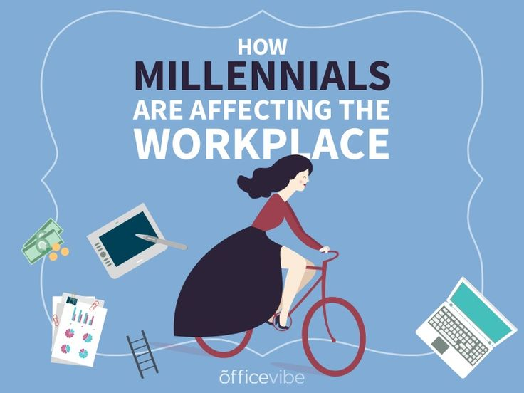 Attracting and retaining millennials is tough. Here are 20 statistics about millennials in the workplace that everyone needs to know.  Slideshare by Officevibe…