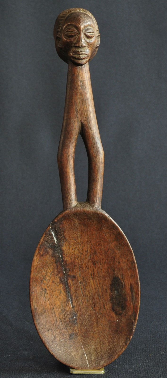 Cuillère Luba Hemba Congo spoon Löffel Arts Premiers Africain Africa Kongo | eBay