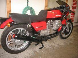 Moto Guzzi LeMans