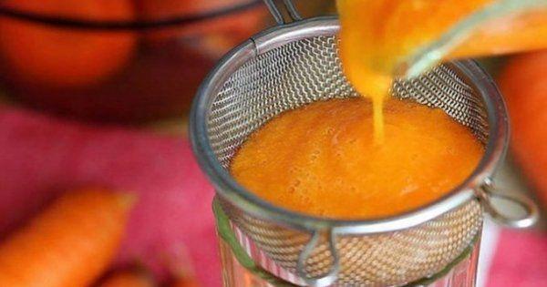 Ingrediente: ½ kg de morcov 3-4 linguri de miere de albine apa Mod de preparare: Taiem morcovii si ii fierbem in apa pana cand se inmoaie. Ii luam de pe foc. Strecuram apa, dar nu o aruncam. Ii lasam sa se raceasca. Acum pasam...