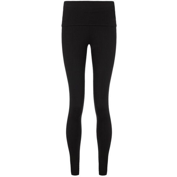 Sweaty Betty Dynamic Yoga Leggings found on Polyvore featuring activewear, activewear pants, leggings, black, bottoms, pants, sweaty betty and yoga activewear
