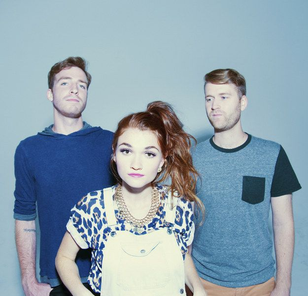 "If you haven't added MisterWives' ridiculously fun jams to your playlist yet, then you need to get on it ASAP. The NYC-based group has only been together for two years, but their unique, soulful pop tunes will have you addicted immediately. | Premiere: MisterWives' Mega Fun ""Reflections"" Will Make You Want To Start A Dance Party Immediately"