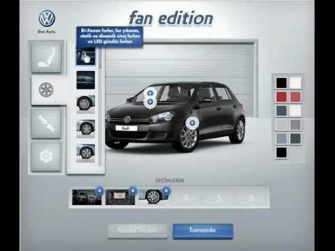 Volkswagen Fan Edition