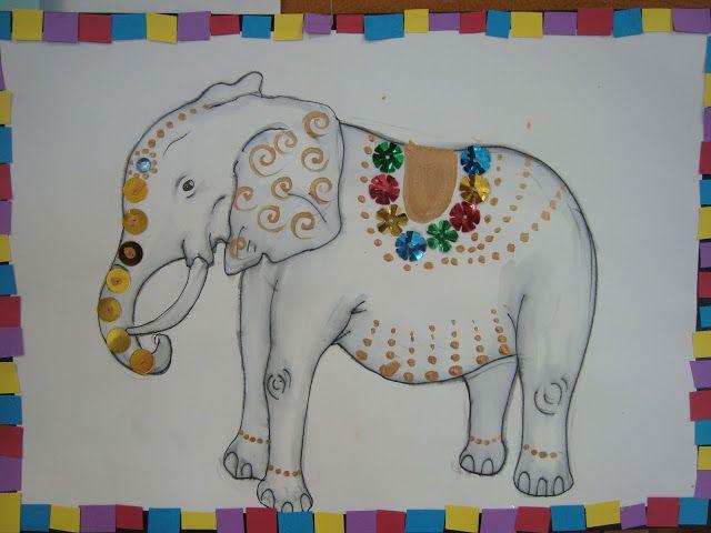 Day 5 Dasara Elephant Crafts
