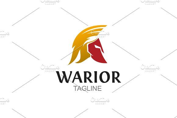 Warrior by GoldenCreative on @creativemarket