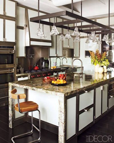 178 best images about modern kitchens on pinterest natale cabinets and kitchen trends - Elle decor natale ...